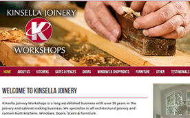 Joinery Wexford Gorey Carpentry