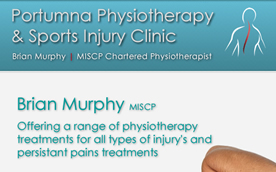 Portumna Physiotherapy Galway