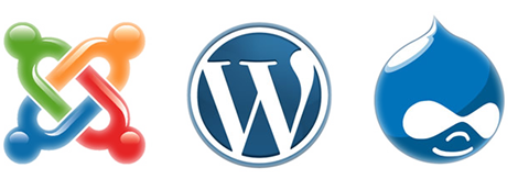 joomla wordpress drupal content management system ireland wexford