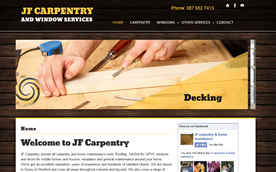 carpentry wexford carpenter gorey