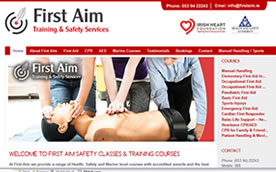 Safety Classes & Training Courses CPR wexford gorey
