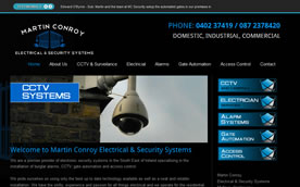 Gorey Security Systems / Electrician