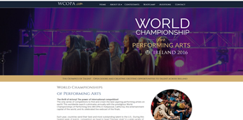 performing arts ireland